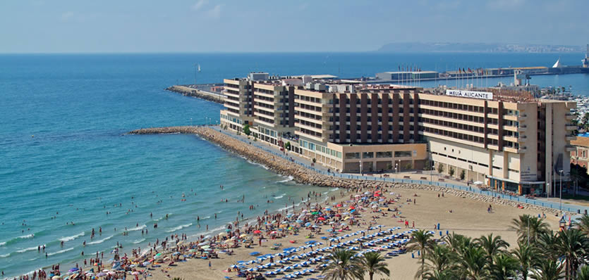 alicante hoteles playa postiguet