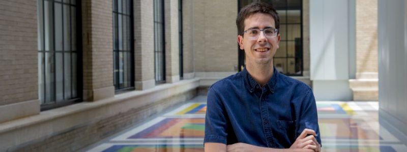 Un Ingeneiro Químico español investiga sobre biomasa en el MIT