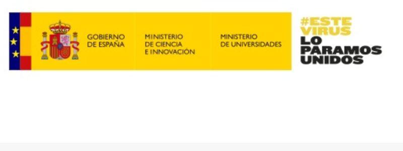 Documento de trabajo del Ministerio de Universidades. Acuerdo REACU-crisis COVID19